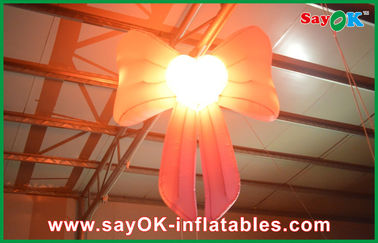 190t Nylon Cloth Led Inflatable Lighting Decoration Party Use