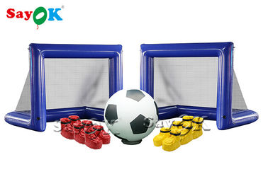 Adult Football Goal ROHS Inflatable Sports Games